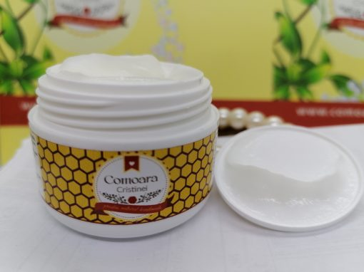Crema naturala Antirid de zi cu argan si acid hialuronic 3