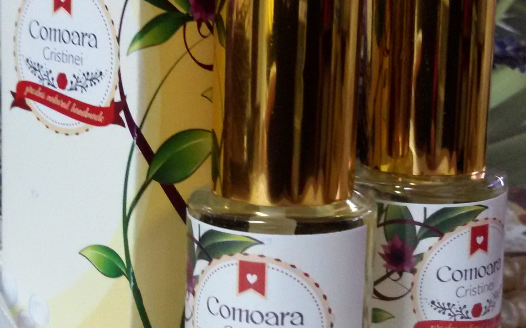 Apa de parfum Chypre Verde