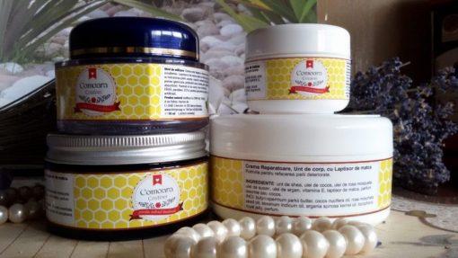 Crema naturala Reparatoare, Unt de corp