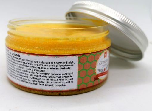 Gomaj Anticelulitic cu propolis 3