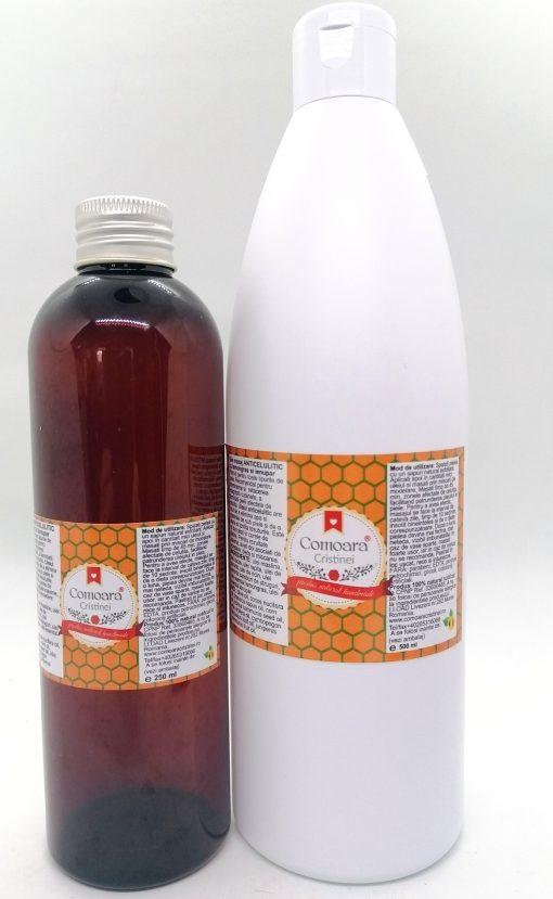 Ulei masaj anticelulitic cu lemongras
