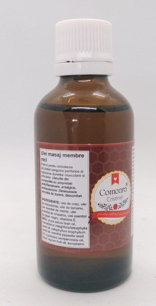 Ulei natural masaj membre reci 2jpg