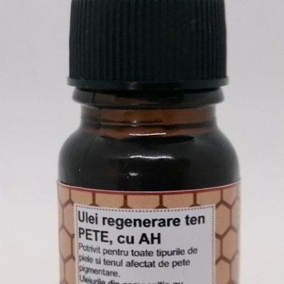 Ulei regenerare ten cu PETE 2jpg