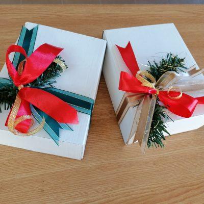 Cutii cu cadouri naturale Comoaracristinei 1