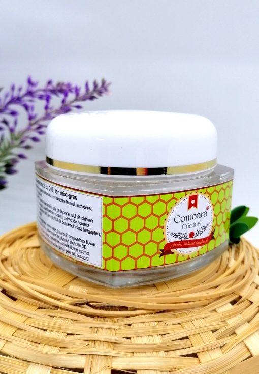 Crema naturala Antirid de zi ten mixt gras jpg 1