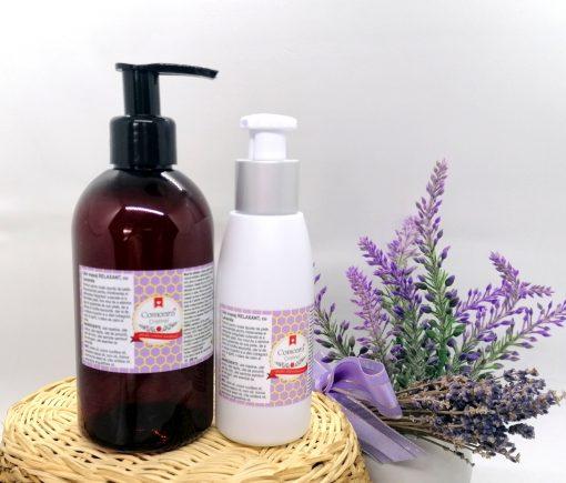 Ulei natural masaj Relaxant Lavanda 100 250ml